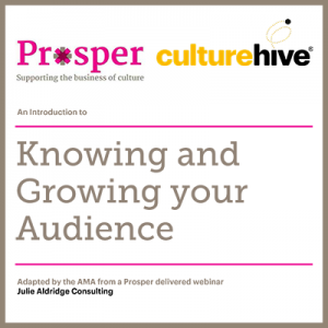 Knowing and Growing Your Audience