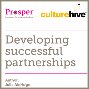 Developing successful partnerships