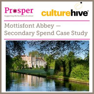 Mottisfont Abbey — Secondary Spend Case Study