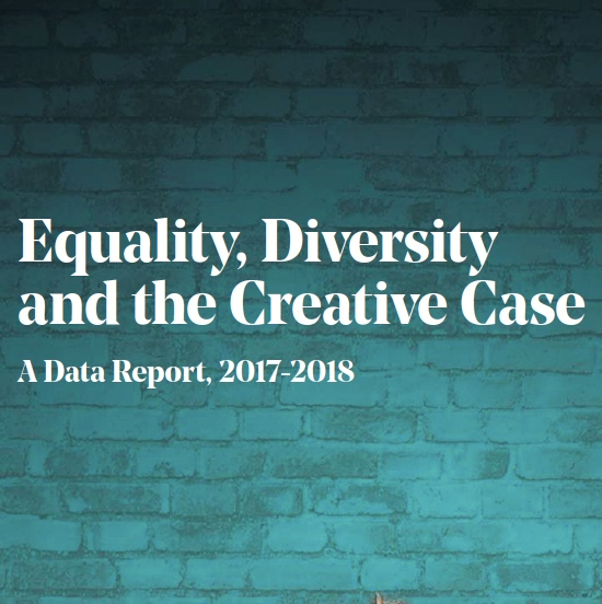 Equality, Diversity and the Creative Case report cover