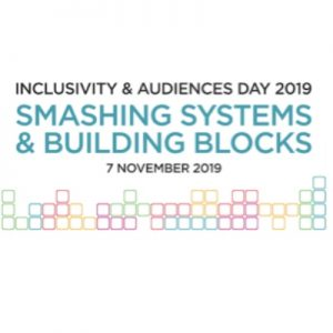 Inclusivity and Audiences Day 2019