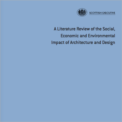 Literature review front cover