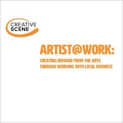 Artist@Work front cover