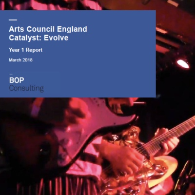 Catalyst Evolve Evaluation Cover photo