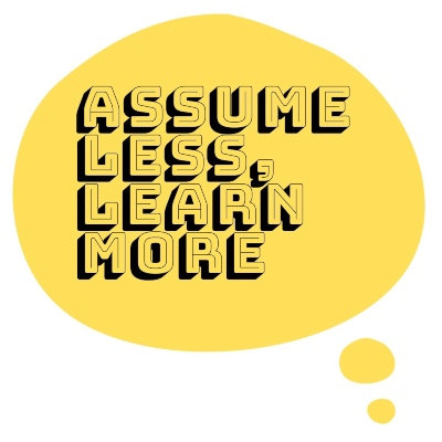 Assume Less. Learn more. China Plate #ADA