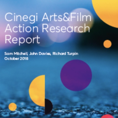 Cinegi Action Research Report cover