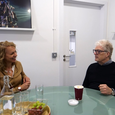 What is dance for? A conversation with Sir Ken Robinson and Clare Connor