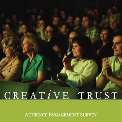 Creative Trust Audience Engagement Survey Cover