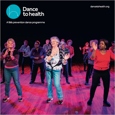 Dance to Health achieves better outcomes than the primary falls prevention programme