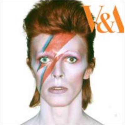 David Bowie V&A flyer