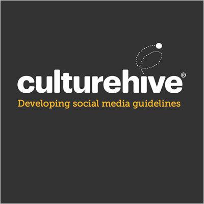 Developing social media guidelines