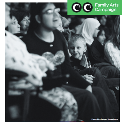 Pricing family events: guidance for arts organisations