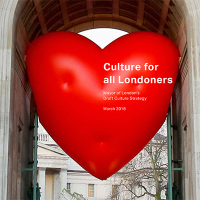 Draft Culture Strategy for London