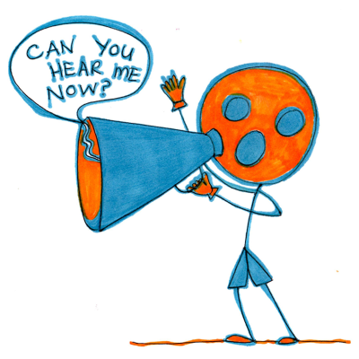 Managing Up. Blog 4. Getting Your Voice Heard