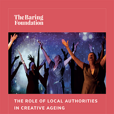 The Role of Local Authorities in Creative Ageing