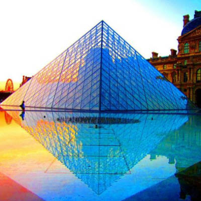 Louvre by Peggy2012CREATIVELENZ
