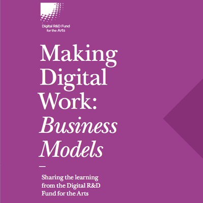 Making Digital Work: Business Models
