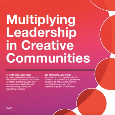 Multiplying Leadership in Creative Communities