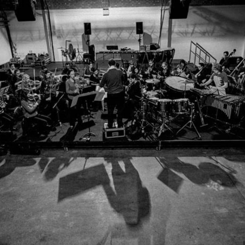 Multistory orchestra