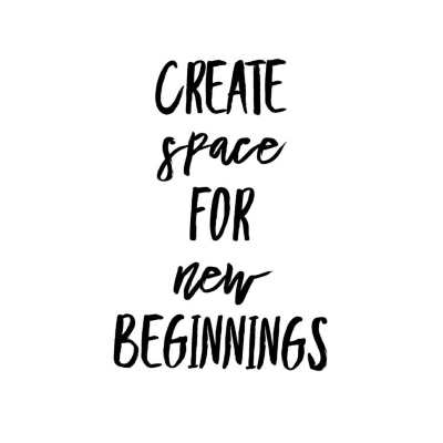 Surviving and Thriving in Change. Blog 3: Self-reflection and new beginnings