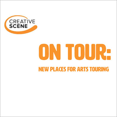 On Tour: new places for arts touring