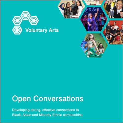 Open Conversations cover