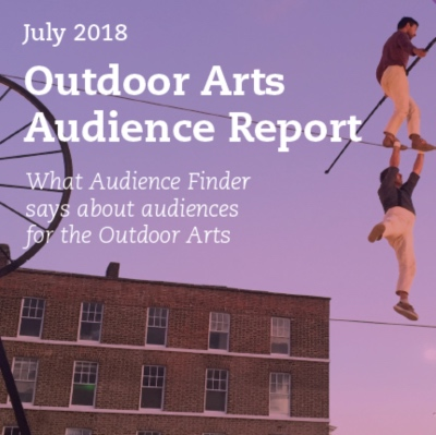Outdoor Arts Audience Report