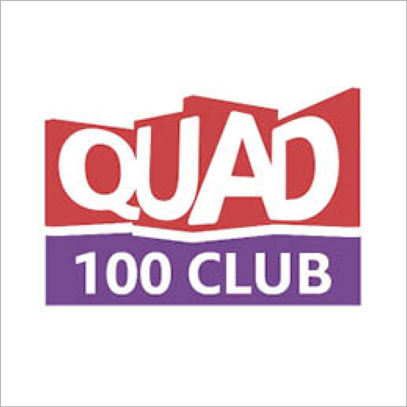QUAD 100 Club: developing entry level corporate support