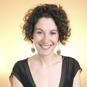 Rachel Grossman head and shoulders