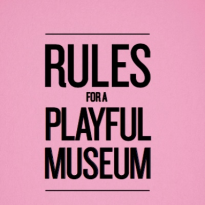 Rules for a playful museum