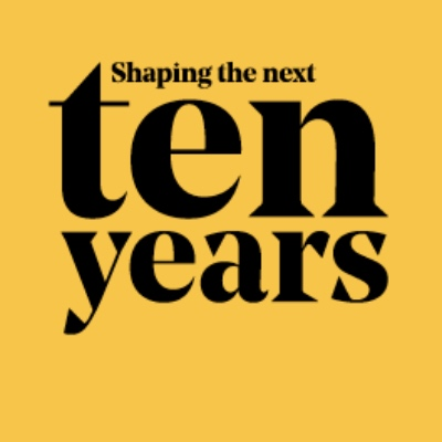 Consultation: Shaping the next ten years