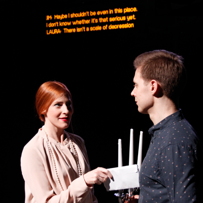 A guide to theatre access: marketing for captioning