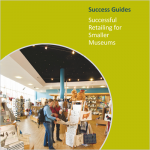 Successful retailing for smaller museums cover