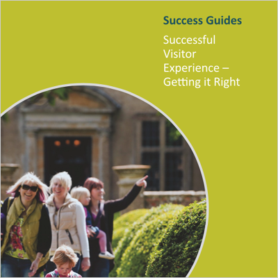 Successful visitor experience cover