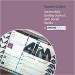 Successfully getting started with social media