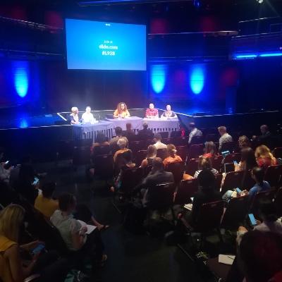 The Big Debate. Blog 1 - Lucy Jamieson