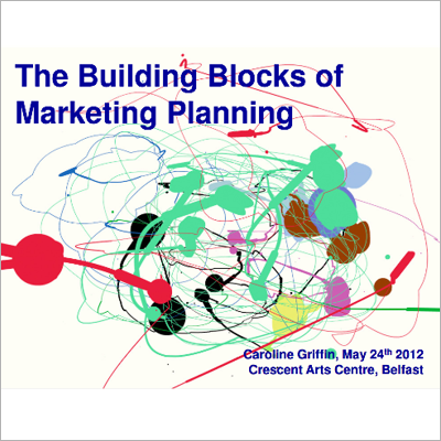 The Building Blocks of Marketing Planning Front Cover