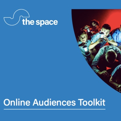 The Space's Online Audience Toolkit