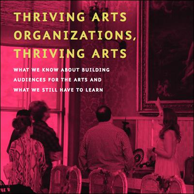 Thriving arts organisations