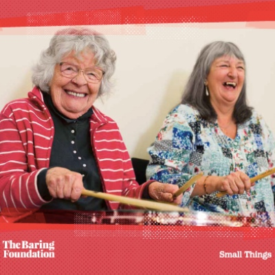 Treasury of arts activities for older people