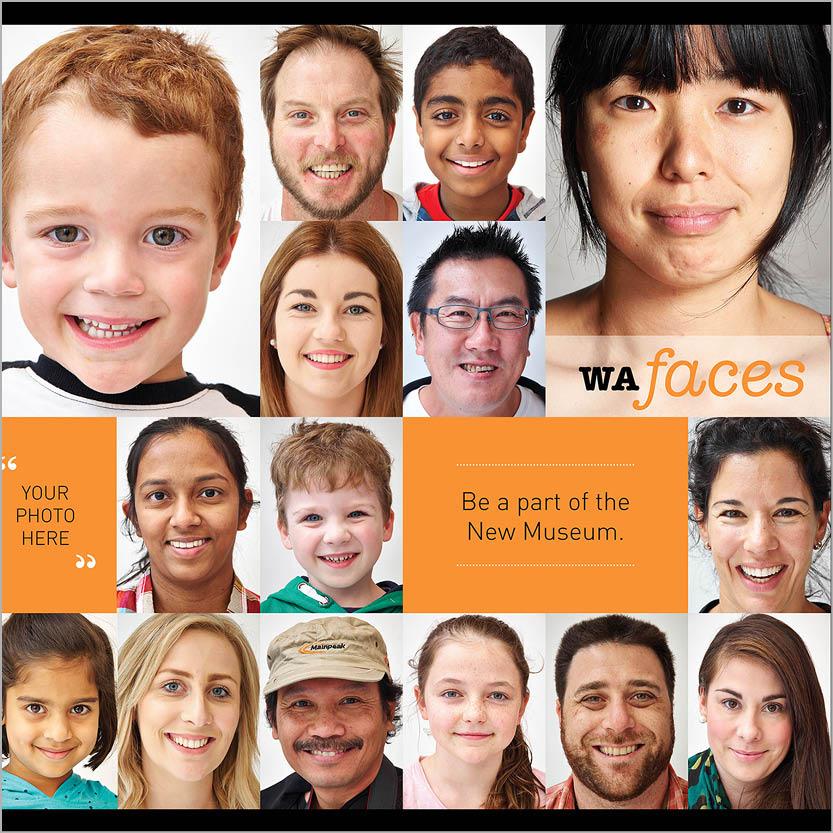 Western Australian Museum WA Faces
