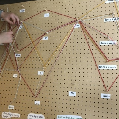 Different approaches to collecting data: String maps and bucket collections #ADA