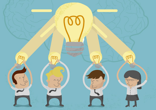 How to hold a successful brainstorm