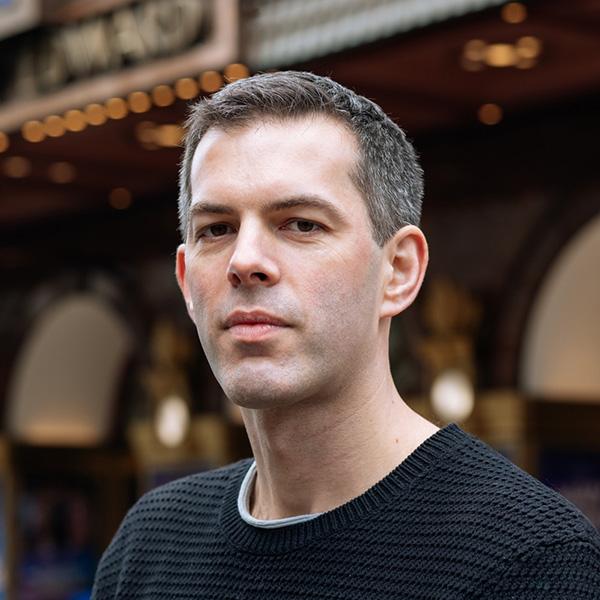 Head-shot image of Chris Unitt