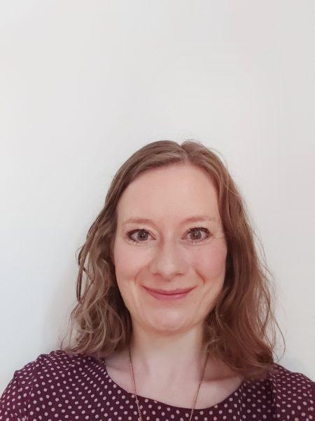 Head and shoulders Rebecca Howarth
