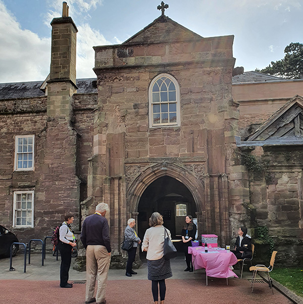 Heritage Open Days at Hereford Cathedral Sept 2020