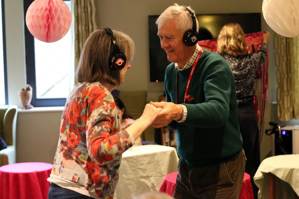 Sharing learning: Yorkshire Dance - In Mature Company