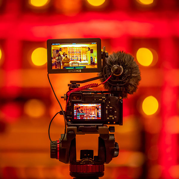Webinar: Producing multimedia content on a budget