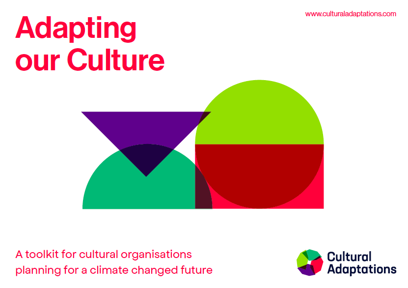 Toolkit: Adapting our Culture
