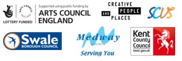 Funder and partner logos